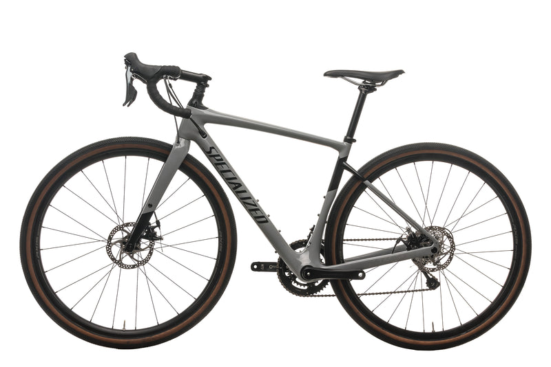 Specialized Diverge Sport Mens Gravel Bike - 2018, 54cm non-drive side
