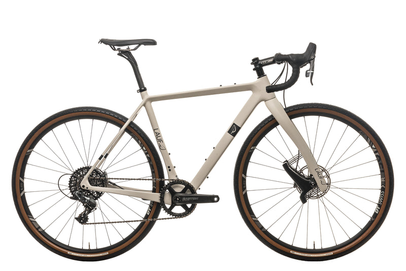Lauf True Grit Gravel Bike - 2018, Small drive side