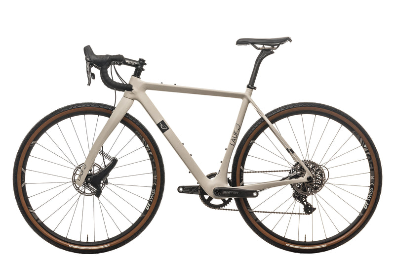 Lauf True Grit Gravel Bike - 2018, Small non-drive side