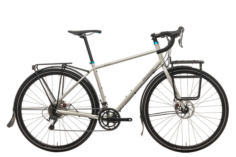 Specialized AWOL Elite Touring Bike - 2016, Medium drive side
