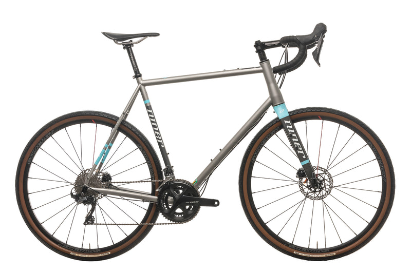 Niner RLT 9 Steel Gravel Bike - 2018, 62cm drive side