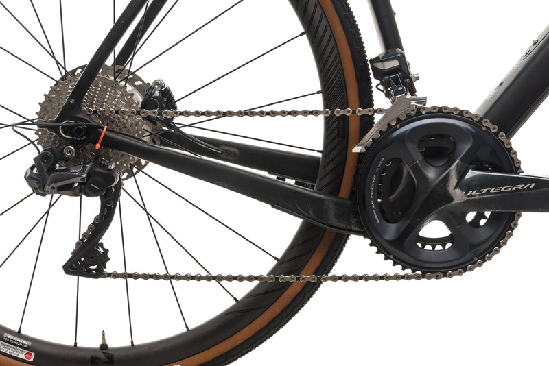 Trek Checkpoint SL 6 Gravel Bike - 2019, 56cm drivetrain