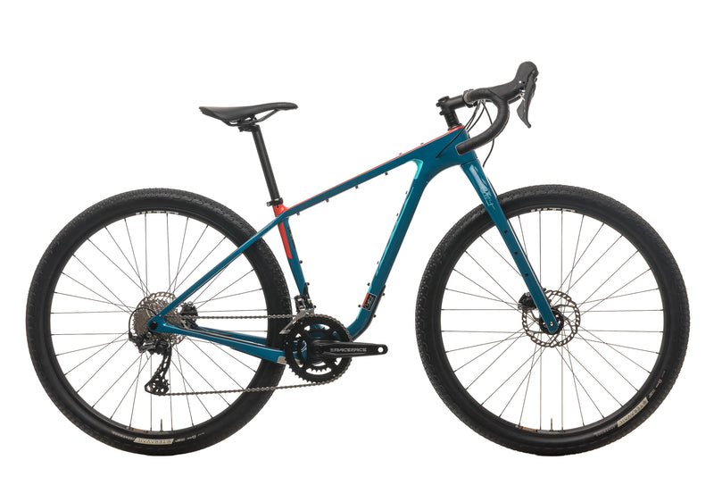 Salsa Cutthroat GRX 600 Gravel Bike - 2020, 54cm drive side