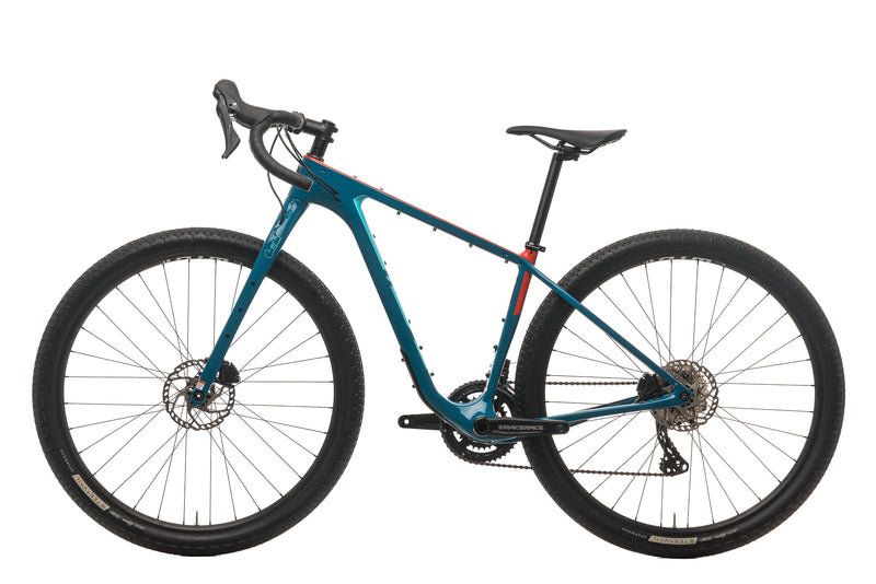 Salsa Cutthroat GRX 600 Gravel Bike - 2020, 54cm non-drive side