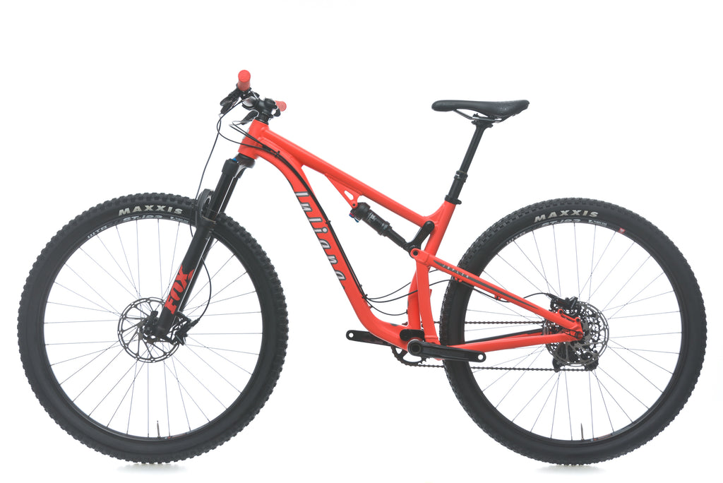 Juliana Joplin AL Medium Bike - 2018