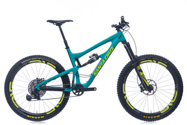 Santa Cruz Nomad CC Large Bike - 2017