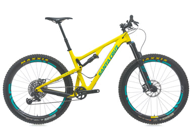 Santa Cruz Tallboy CC Large Bike - 2017