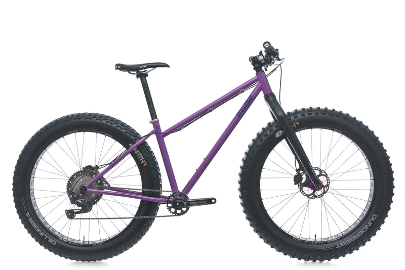 Proudfoot Jest 16.5in Bike - 2016 drive side