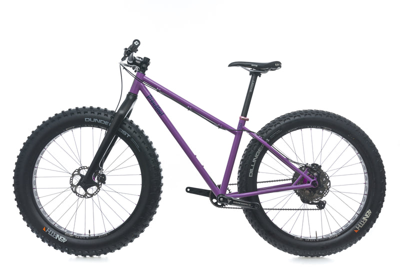 Proudfoot Jest 16.5in Bike - 2016 non-drive side