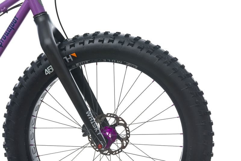 Proudfoot Jest 16.5in Bike - 2016 drivetrain