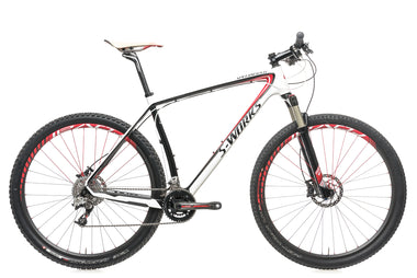 Specialized S-Works Stumpjumper Hardtail 21in Bike - 2011