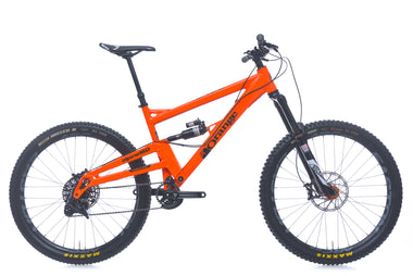 Orange Alpine 160 RS Large Bike - 2016