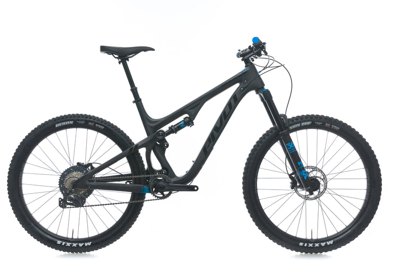 Pivot Mach 5.5 Large Bike - 2018 drive side