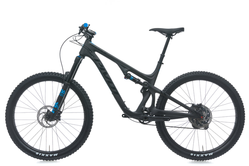 Pivot Mach 5.5 Large Bike - 2018 non-drive side