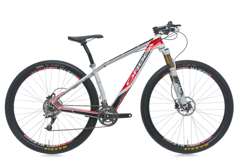 Orbea Alma 29 Small Bike - 2013 drive side