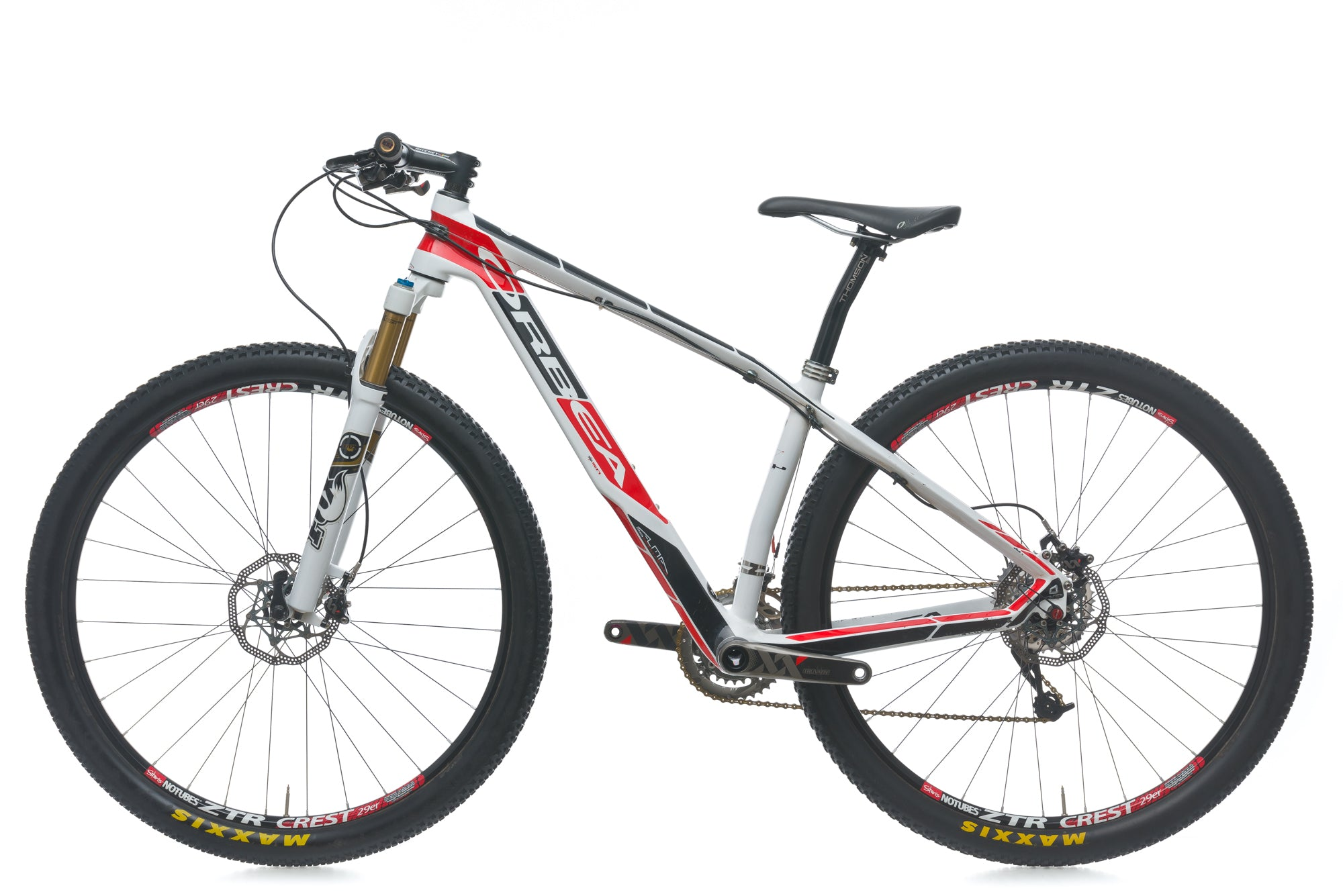 Orbea Alma 29 Small Bike - 2013