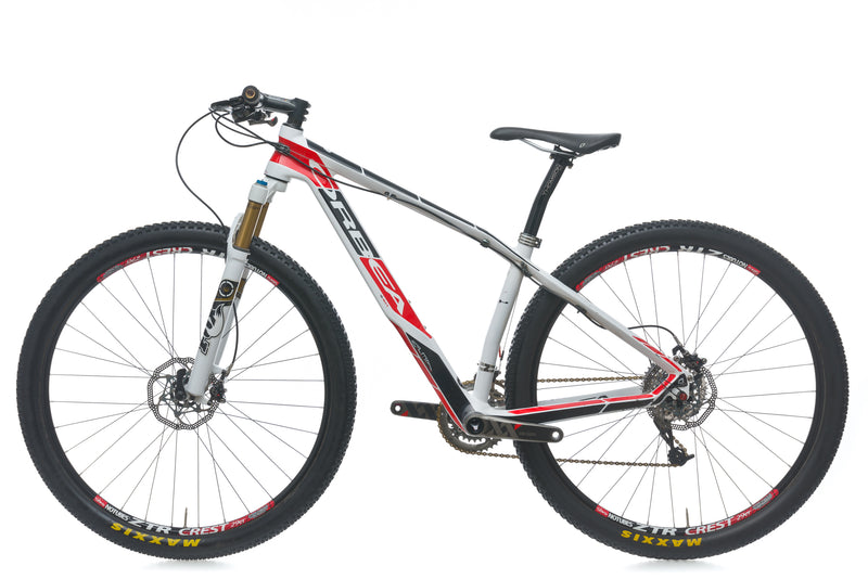 Orbea Alma 29 Small Bike - 2013 non-drive side