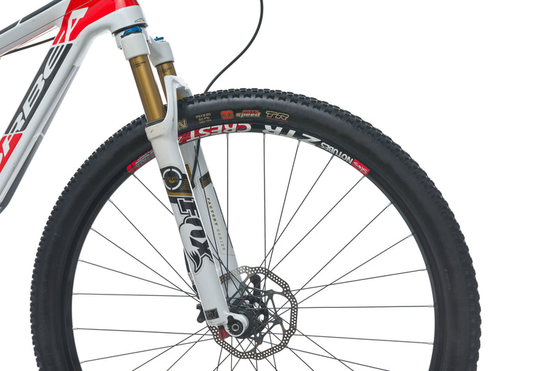 Orbea Alma 29 Small Bike - 2013 drivetrain