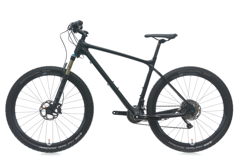 Giant XTC Advanced 27.5 1 Large Bike - 2016 non-drive side