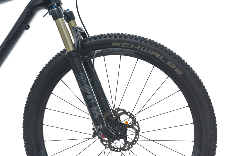 Giant XTC Advanced 27.5 1 Large Bike - 2016 drivetrain