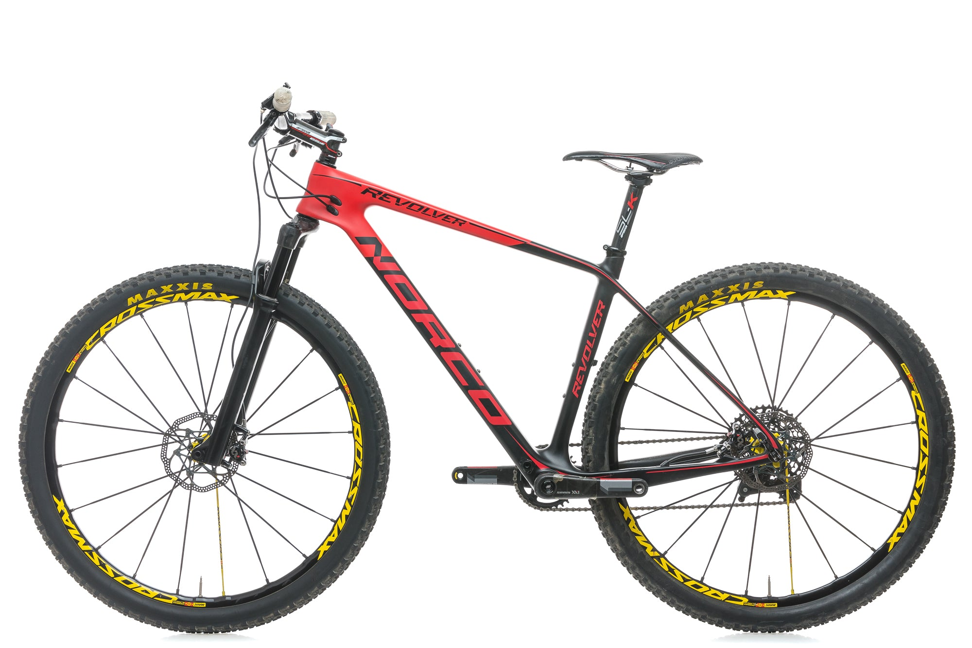 Norco Revolver 9 SL Large Bike - 2015