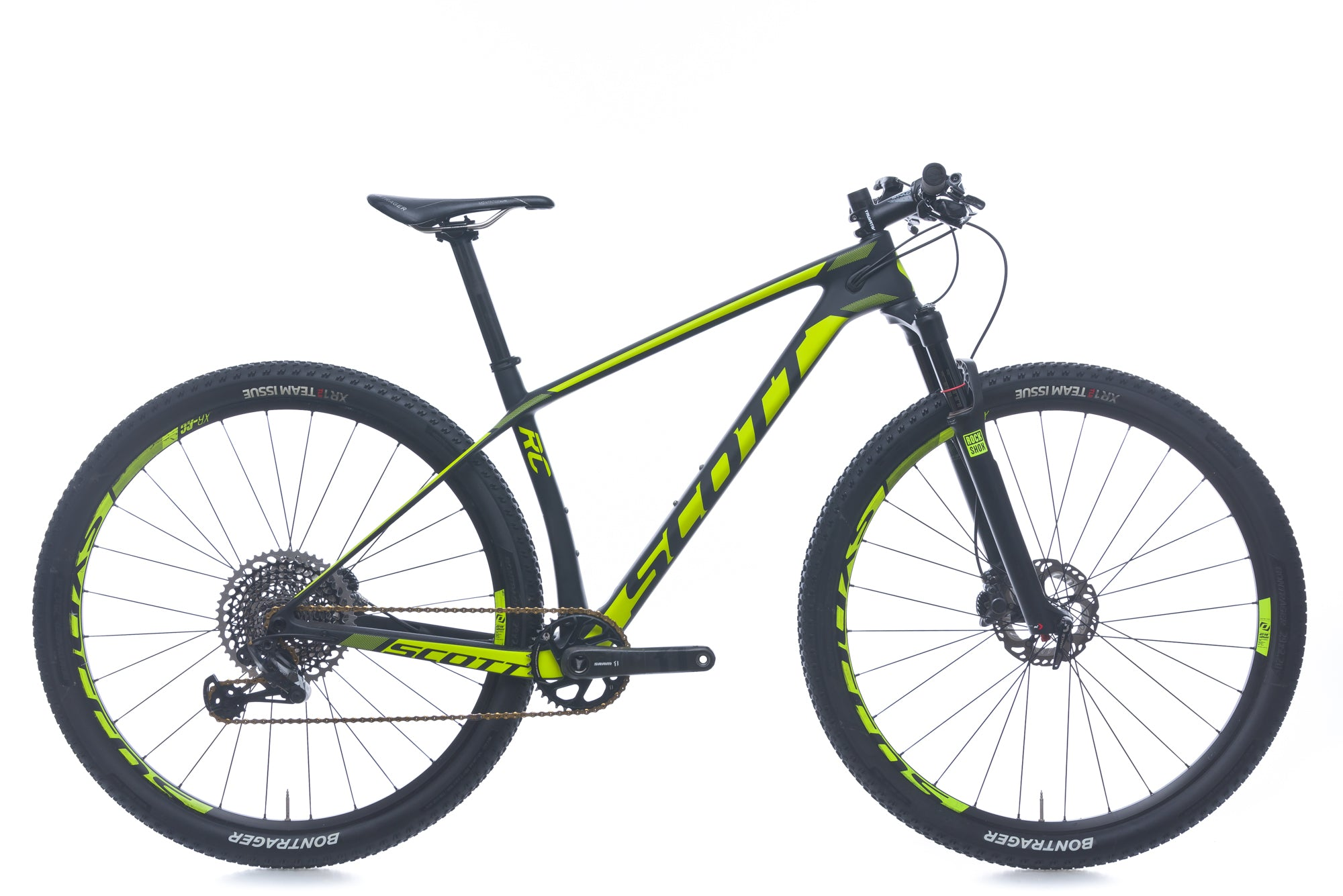 Scott Scale 900 RC World Cup Medium Bike - 2017