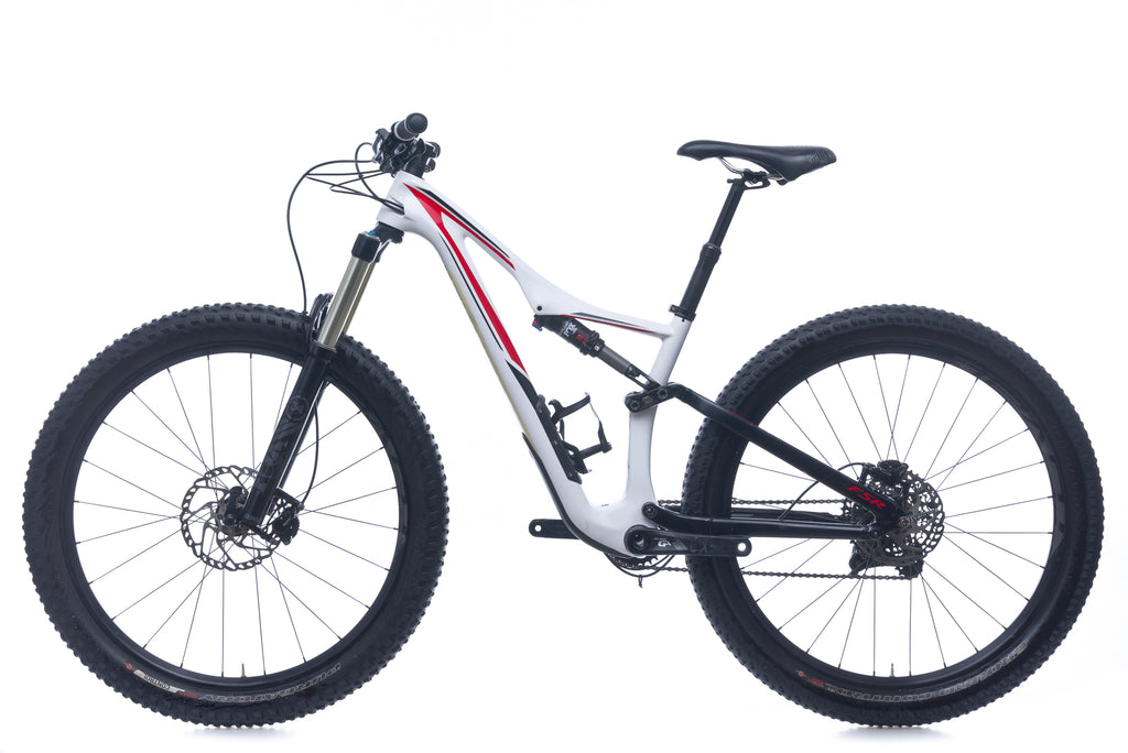 Specialized Stumpjumper FSR Comp Carbon 6Fattie Small Bike - 2016