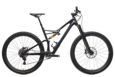 Specialized Stumpjumper Coil Carbon 29/6 Fattie Large Bike - 2018