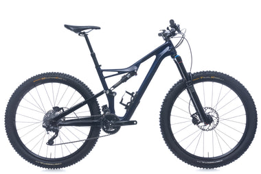 Specialized Stumpjumper FSR Comp Carbon Medium Bike - 2016