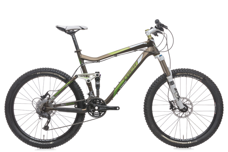 Trek Fuel EX 8 21.5in Bike - 2011 drive side