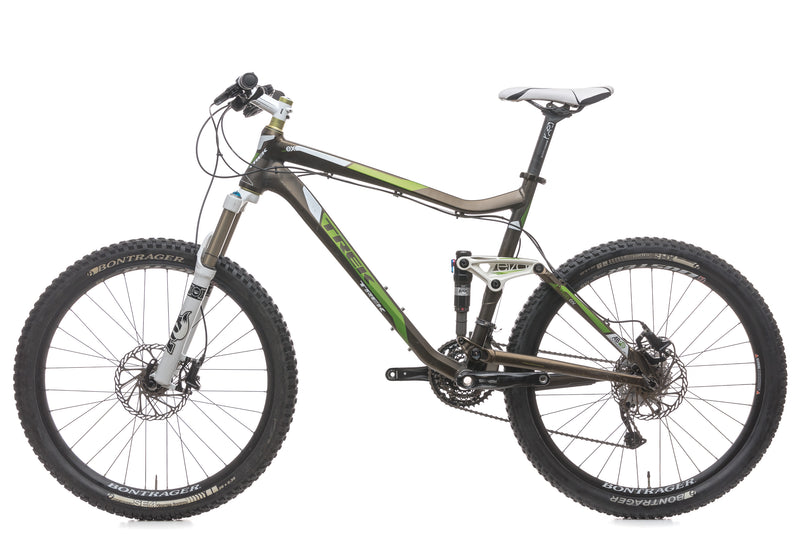 Trek Fuel EX 8 21.5in Bike - 2011 non-drive side