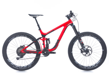 Giant Reign Advanced 1 Medium Bike - 2017