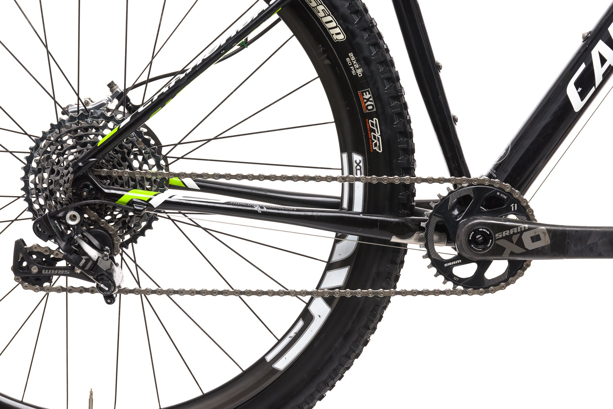 Cannondale F29 Carbon Medium Bike - 2015