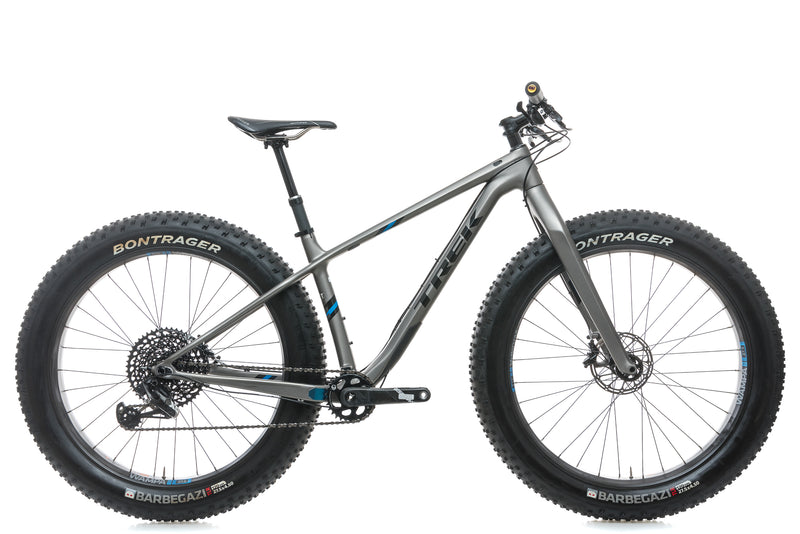 "Trek Farley 9.8 17.5"" Bike - 2018 drive side"