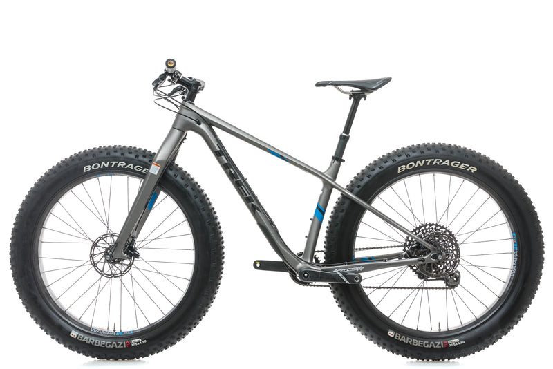 "Trek Farley 9.8 17.5"" Bike - 2018 non-drive side"
