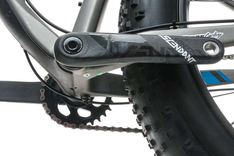 "Trek Farley 9.8 17.5"" Bike - 2018 crank"
