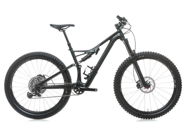Specialized Stumpjumper FSR Pro Carbon 6Fattie Medium Bike - 2017