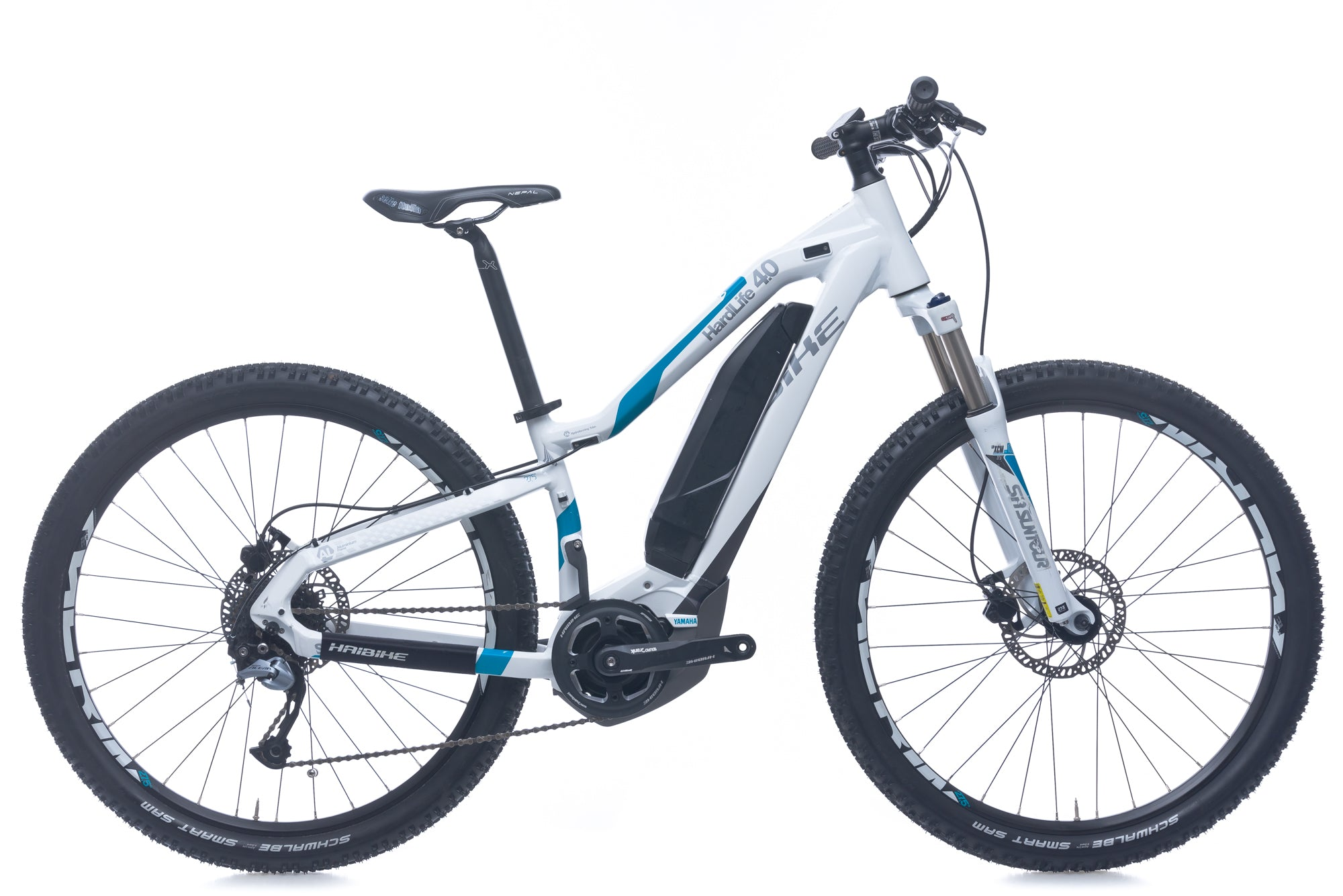 Haibike Sduro HardLife 4.0 Ladies Small E-Bike - 2017
