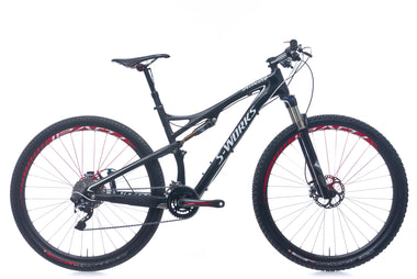 Specialized S-Works Epic Carbon 29 Large Bike - 2012