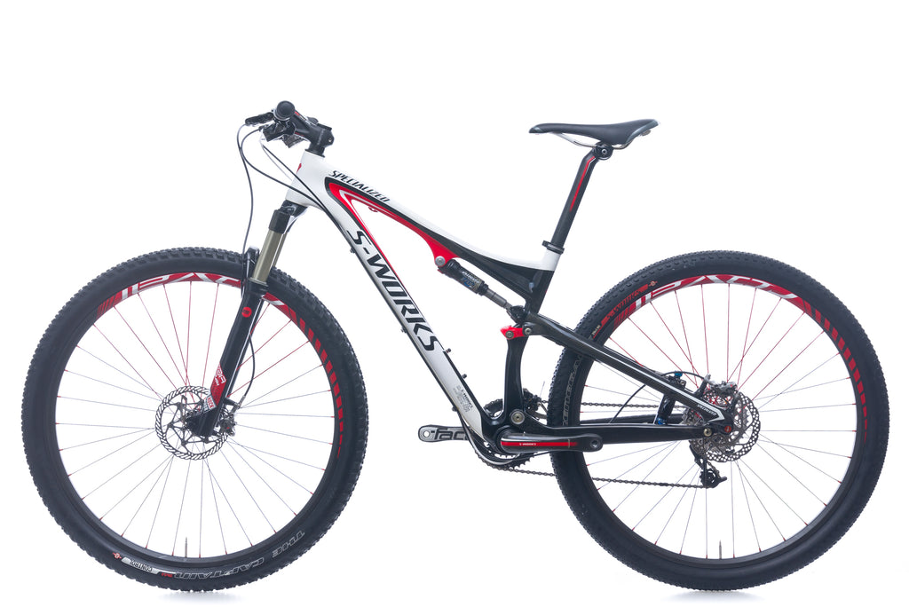 Specialized S-Works Epic Carbon 29 Medium Bike - 2012