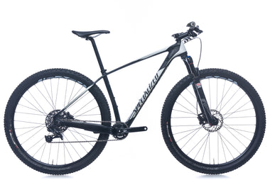 Specialized Stumpjumper Comp Carbon HT Medium Bike - 2016