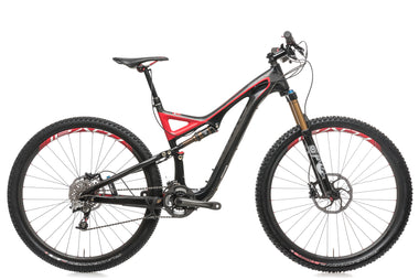 "Specialized S-Works Stumpjumper FSR 29"" Large Bike - 2012"