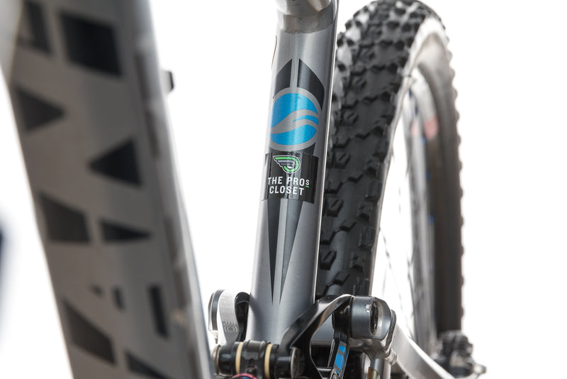 Giant Anthem X 29er 0 Medium Bike - 2012 sticker
