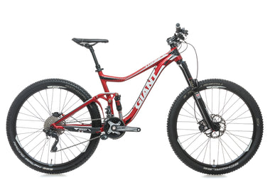 Giant Trance 3 Medium Bike - 2014