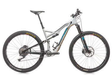 Specialized Stumpjumper FSR Expert Carbon 29 Large Bike - 2015