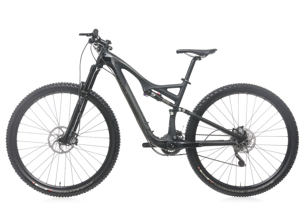 Specialized Stumpjumper FSR Comp Carbon 29 Medium Bike - 2014