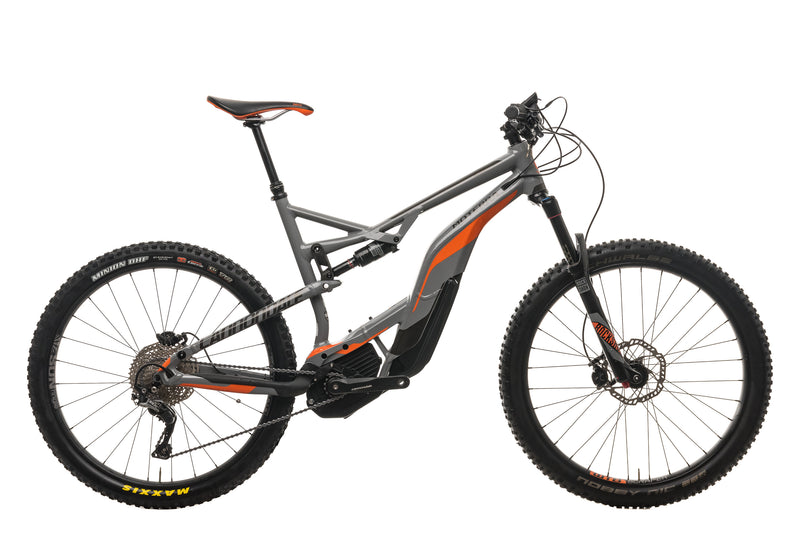 Cannondale Moterra 2 Mountain E-Bike - 2018, X-Large drive side