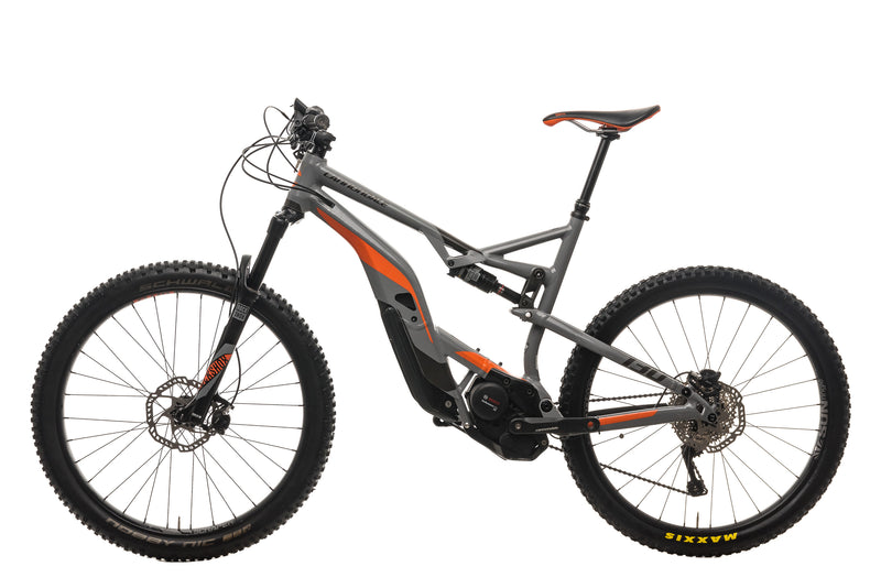 Cannondale Moterra 2 Mountain E-Bike - 2018, X-Large non-drive side