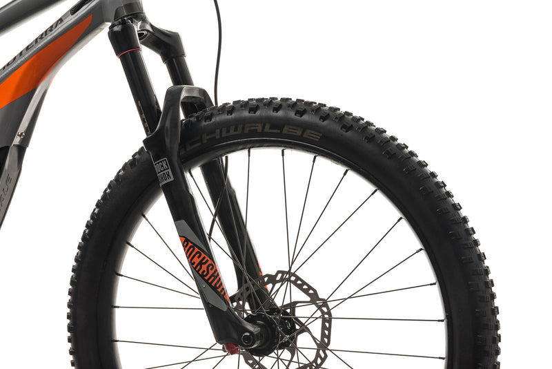 Cannondale Moterra 2 Mountain E-Bike - 2018, X-Large cockpit