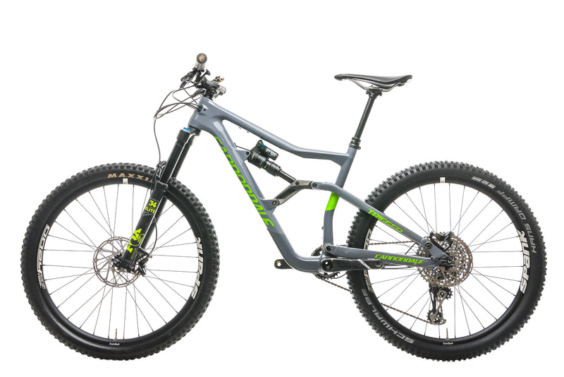 Cannondale Trigger 2 Mountain Bike - 2018, Medium non-drive side